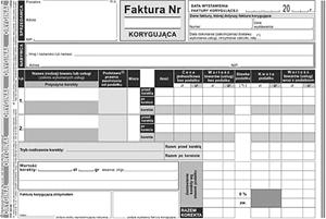 Faktury korygujące sprzedaż – ujęcie bilansowe i podatkowe