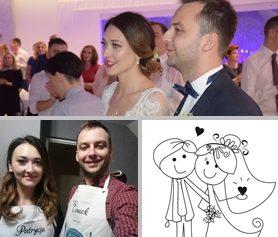 Ślub naszego kolegi Tomka