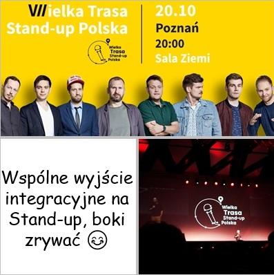 Wielka Trasa Stand-up Polska w Poznaniu